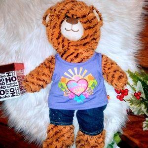 💜EUC! Girl Scout Cookie Build A Bear Samoa 💜